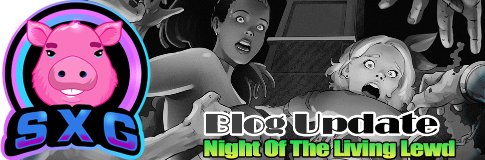 DOLL HOUSE: Night Of The Living Lewd